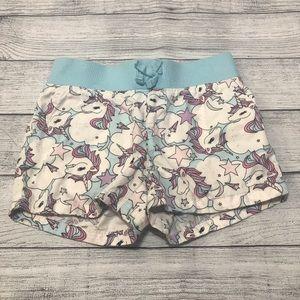 Children's Place Unicorn Shorts 6